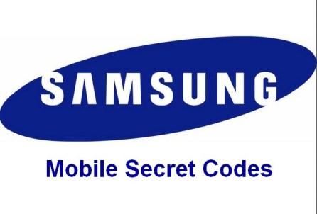 códigos secretos móviles de Samsung