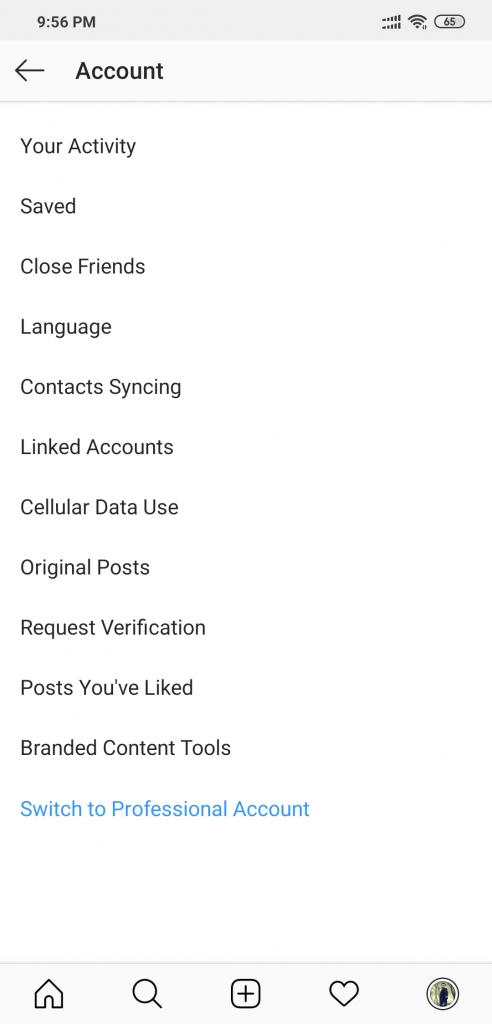 Cómo verificar en instagram