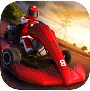 Los mejores juegos de Kart Racing para iPhone