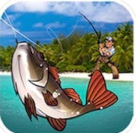 8. Fishing Paradise 3D: Flick Sim