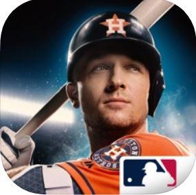 juego de béisbol iPhone R.B.I Baseball 19