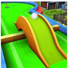 Mini Golf Rivals - Cartoon Forest para Android