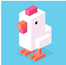 6. Crossy Road (Android)