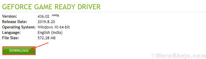 Descargar Driver