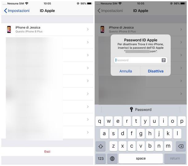 Cómo eliminar una ID de Apple del iPhone sin contraseña