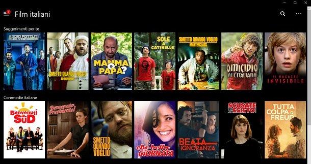 Ver películas en Netflix